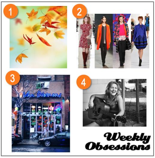 """Week 168: FALL, New York Fashion Week, Van Diemens, """"Here I Go Again"""" – Audra Mae"""