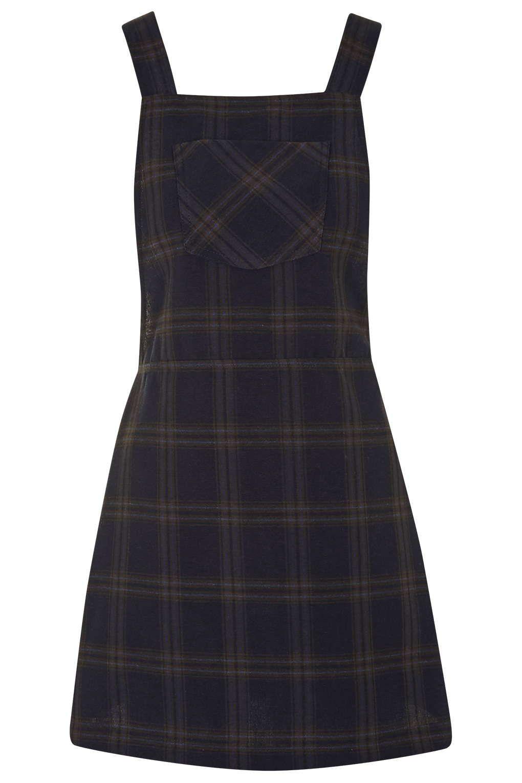 9aeeb4400471 Checked Pinafore Dress | Wish List | Check pinafore dress, Pinny ...
