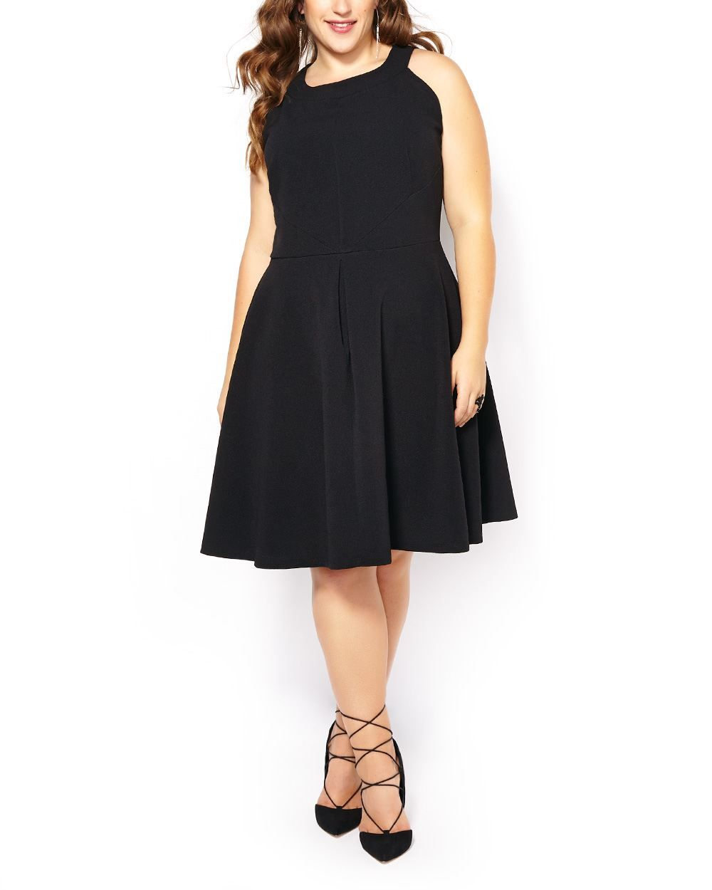 The Little Black Dress A Wardrobe Must Have This Stunning Plus