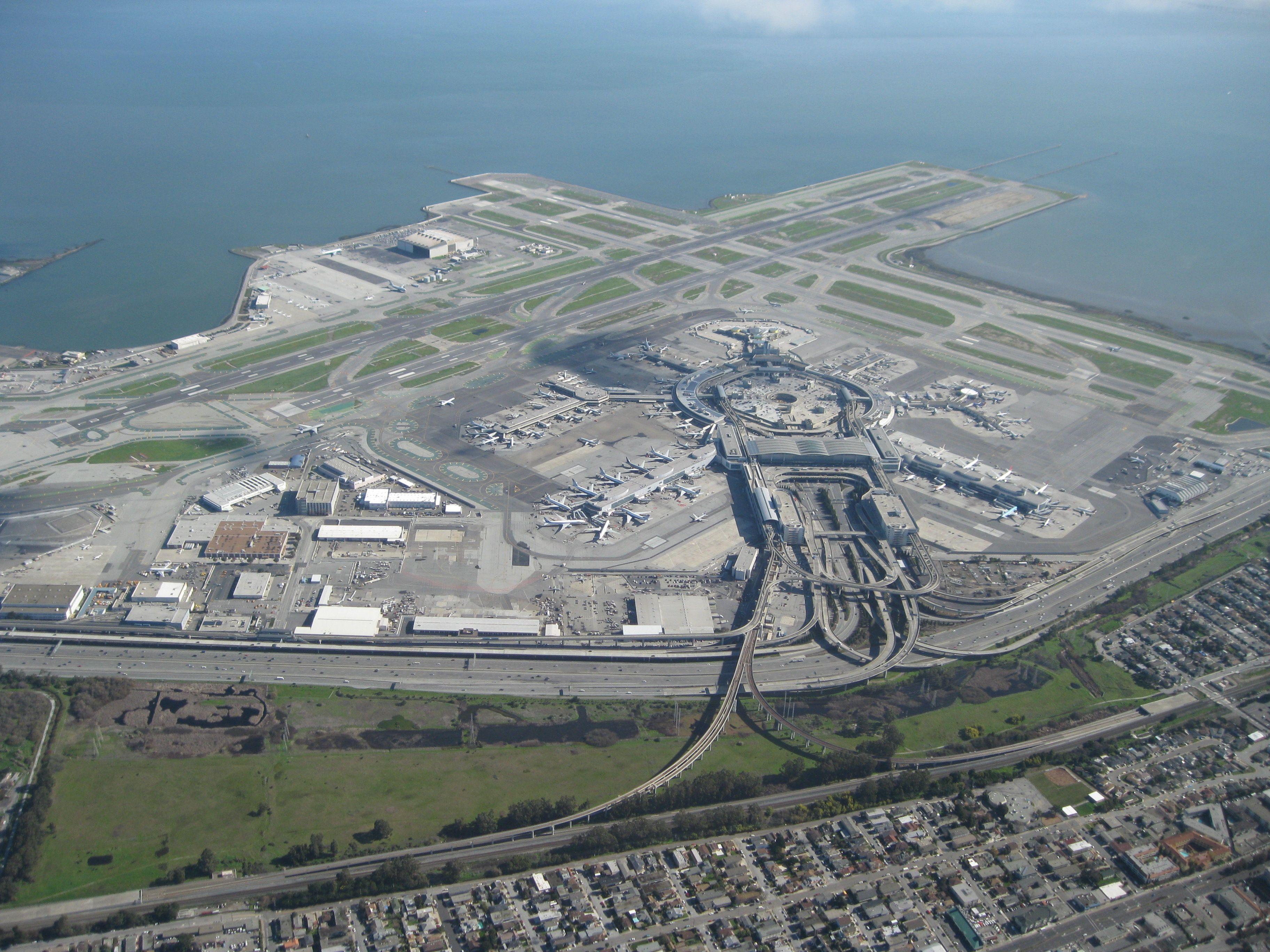 San Francisco International Airport San Francisco Airport San