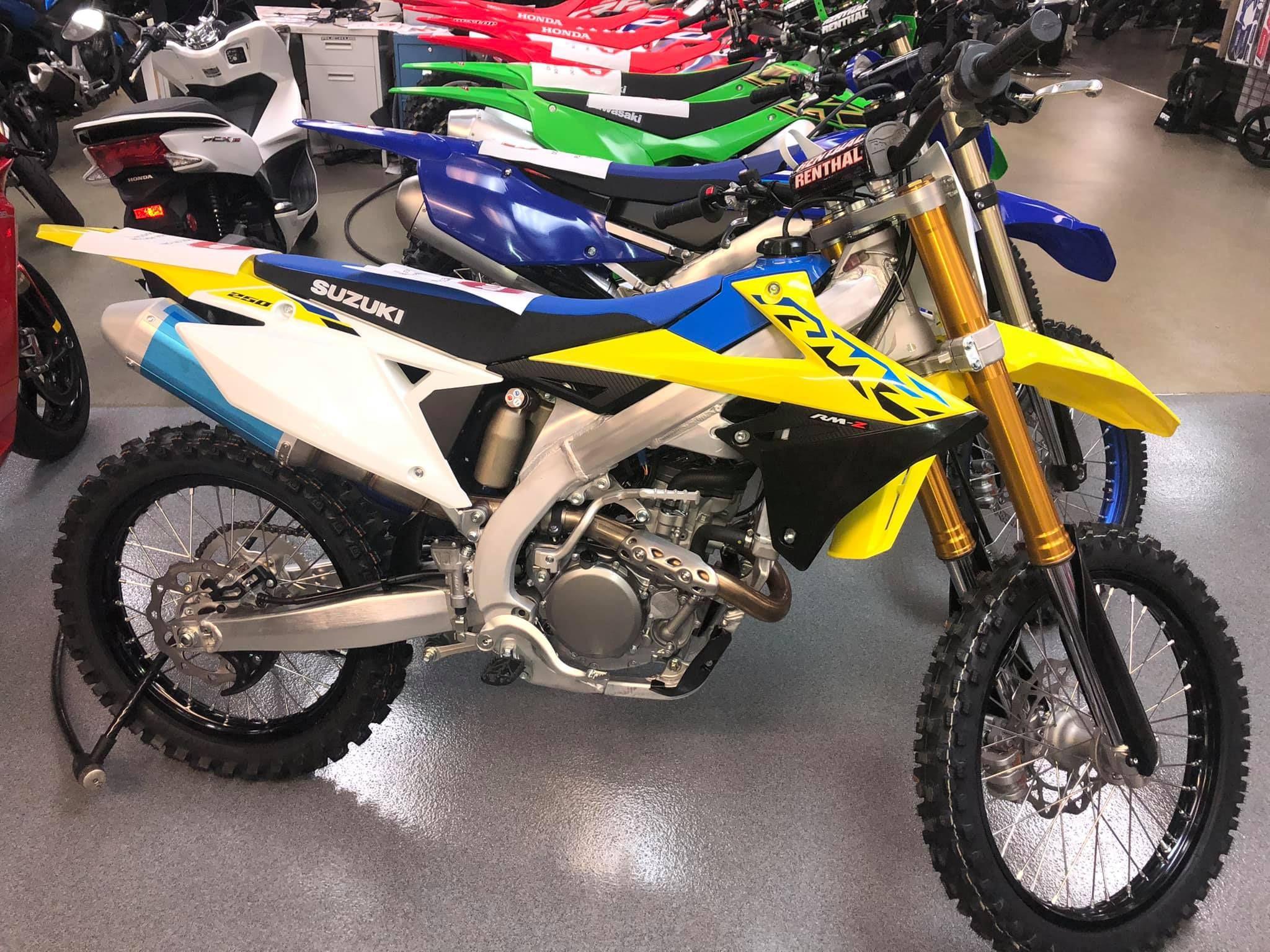 2021 Suzuki Rm Z250 For 7 899 00 In 2021 Suzuki Suzuki Motorcycle Dirtbikes