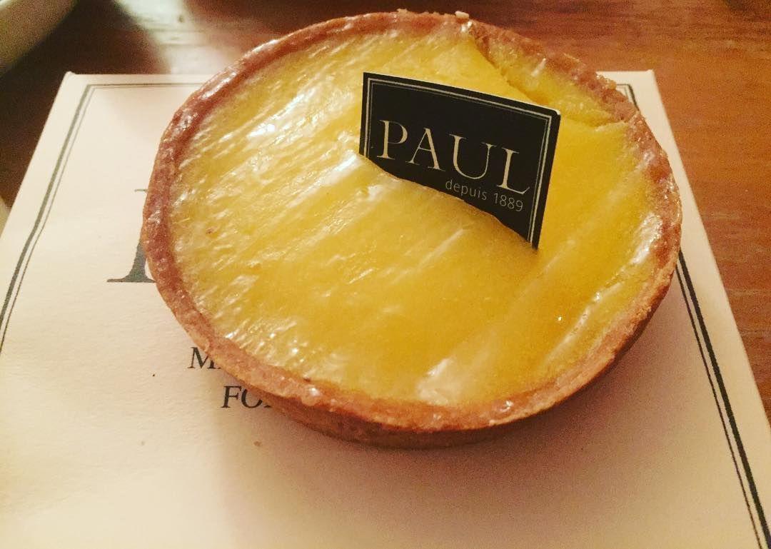 불금. 집.케잌 #citron #tarte #bakery #빵 #paul #london #런던 #일상 by __parklife__