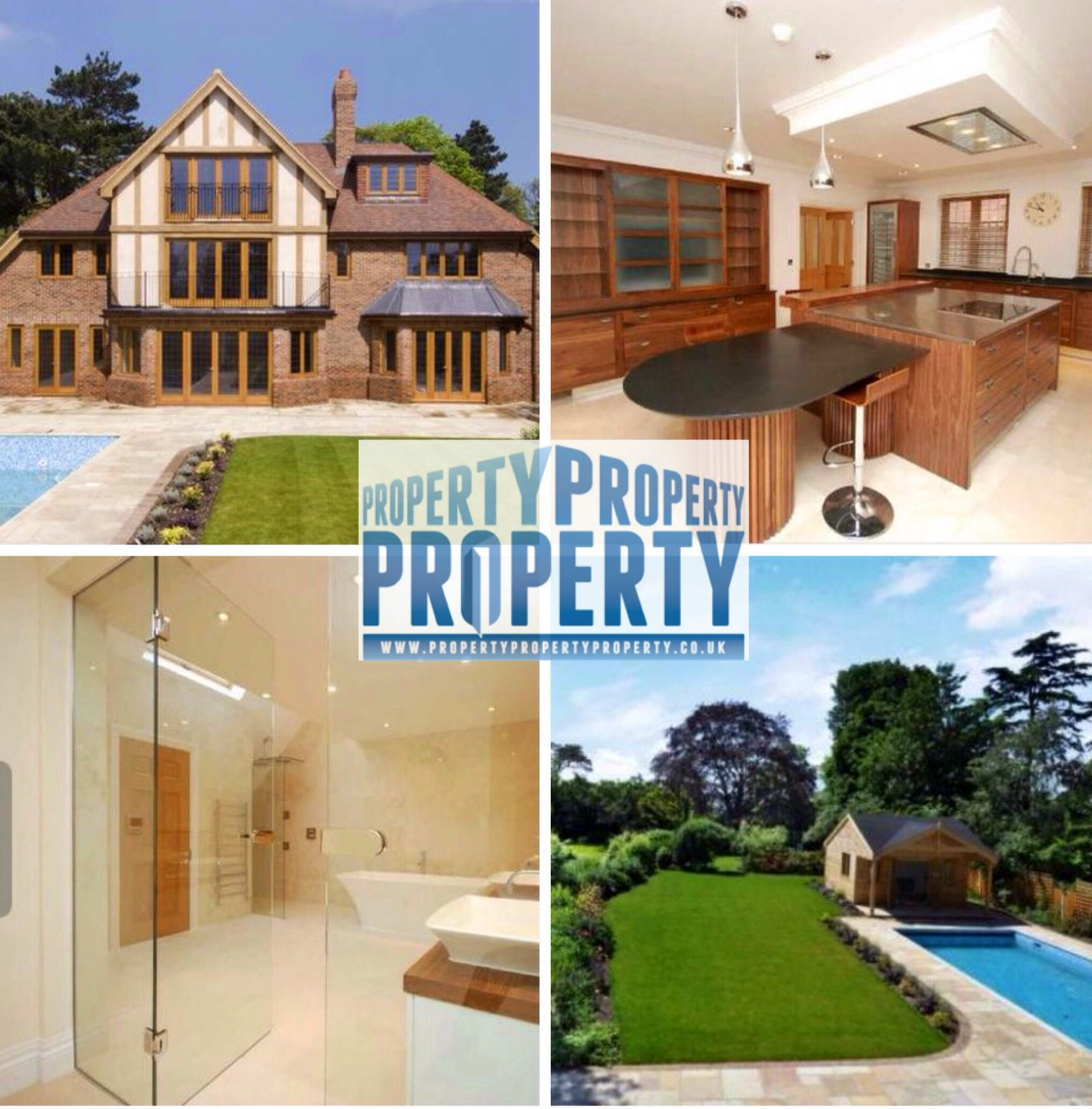 This Weeks Propertyoftheweek Is The Astonishing 7 Bedroom House For Sale In Chistlehurt Kent We Love How Modern Ious This Property Is