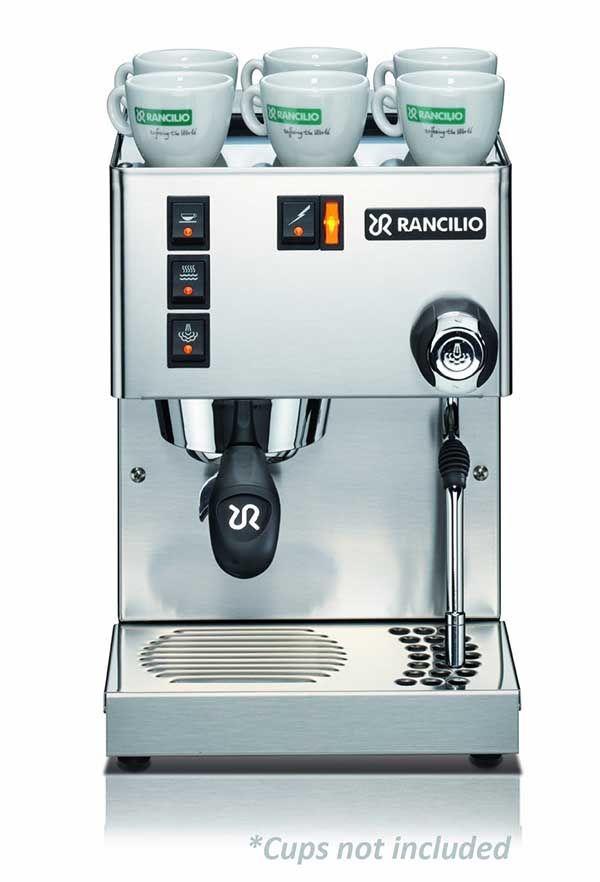 Best Espresso Machine Under 1000 Rancilio Silvia Espresso