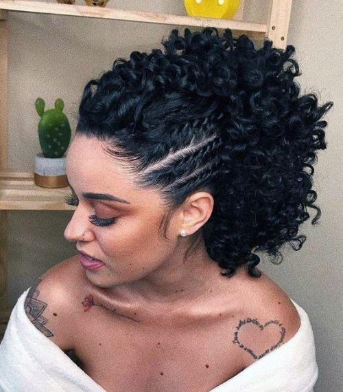 Side Braid Frisuren: Reise nach Glamour und Perfektion - New Site #sidebraidhairstyles