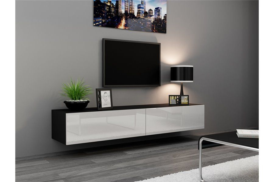 Meuble Tv Design Suspendu Vito 180cm Jpg 900 600 Meuble Tv