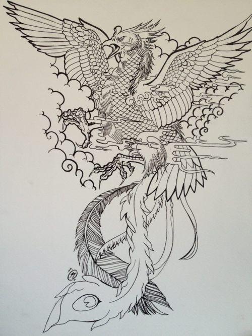 Best Japanese Phoenix Tattoo Google Zoeken Japanese Phoenix Tattoo Phoenix Tattoo Japanese Tattoo
