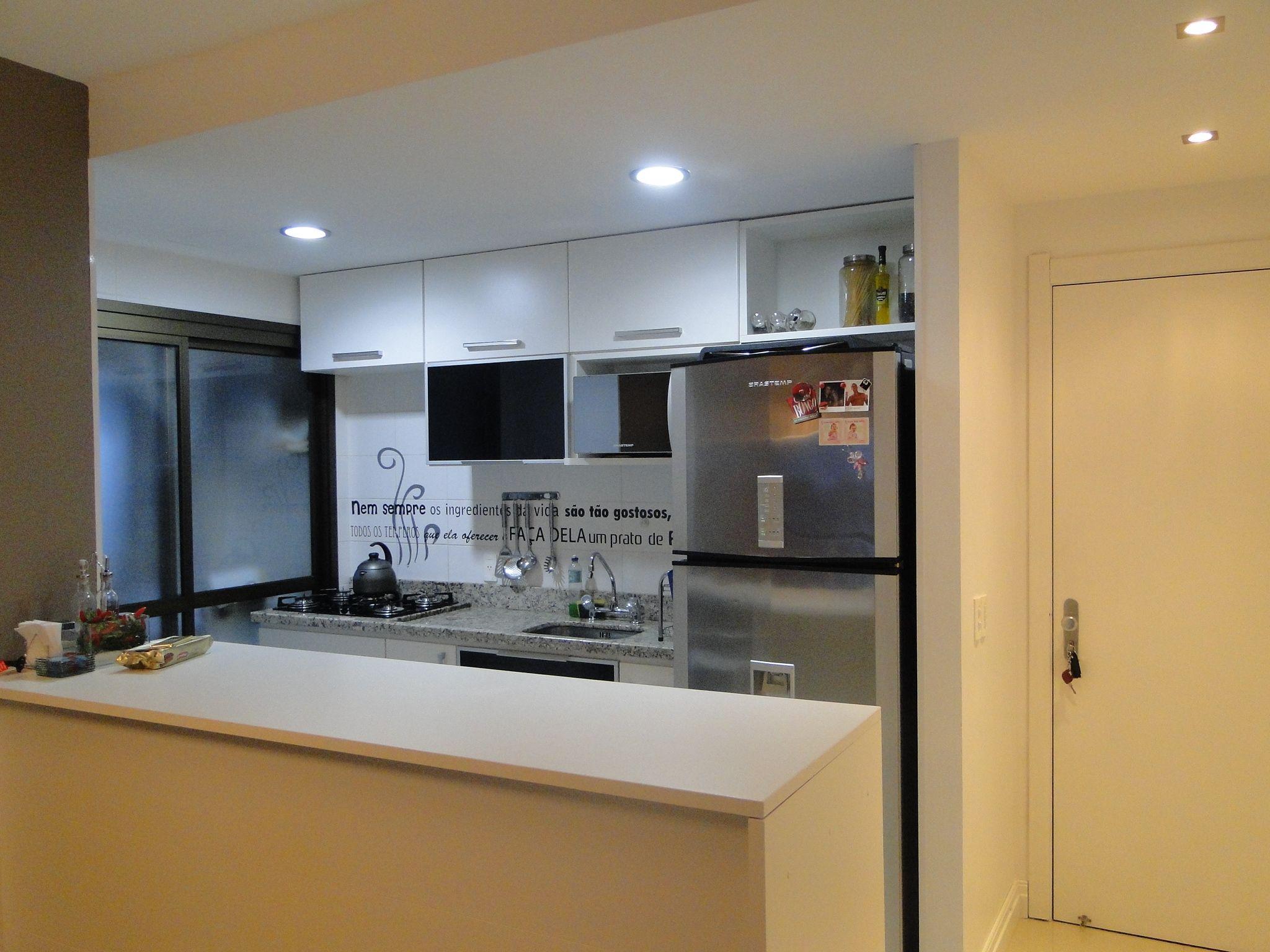 Decorar Apartamento Pequeno Com Cozinha Americana Decora O Para