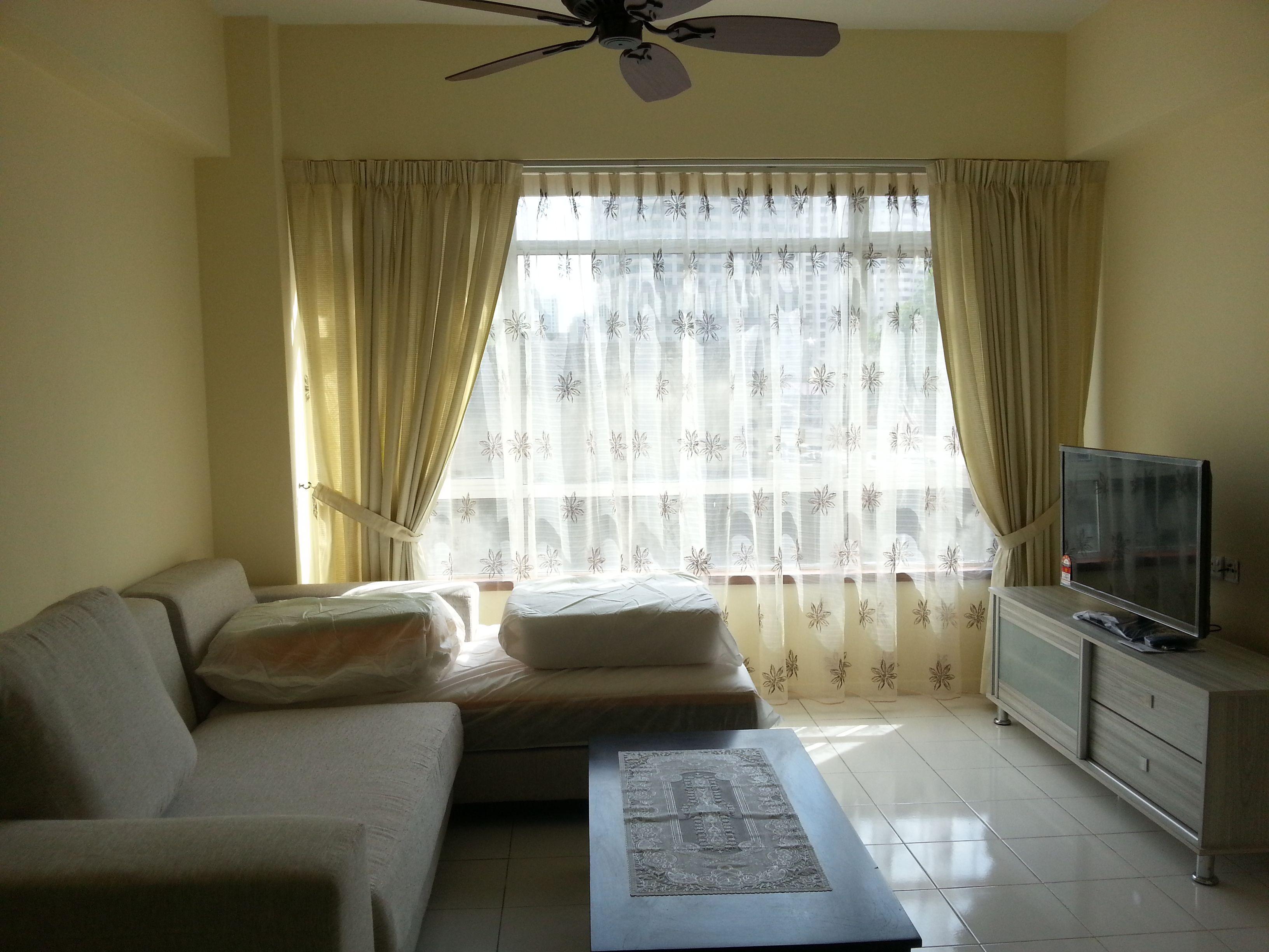 38 Bidara 2 bedroom apartment Bukit Bintang KL call 016