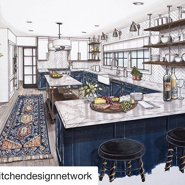 Kitchen Design Network beautiful kitchen design, lori gilder of kitchen design network