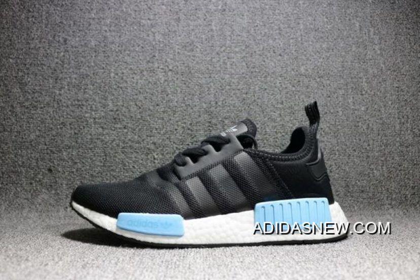 / / adidas nmd r1 nucleo nero lcey bluefootwear