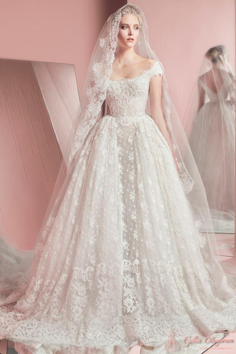 Zuhair murad yaz gelinlik modelleri peggy bride pinterest