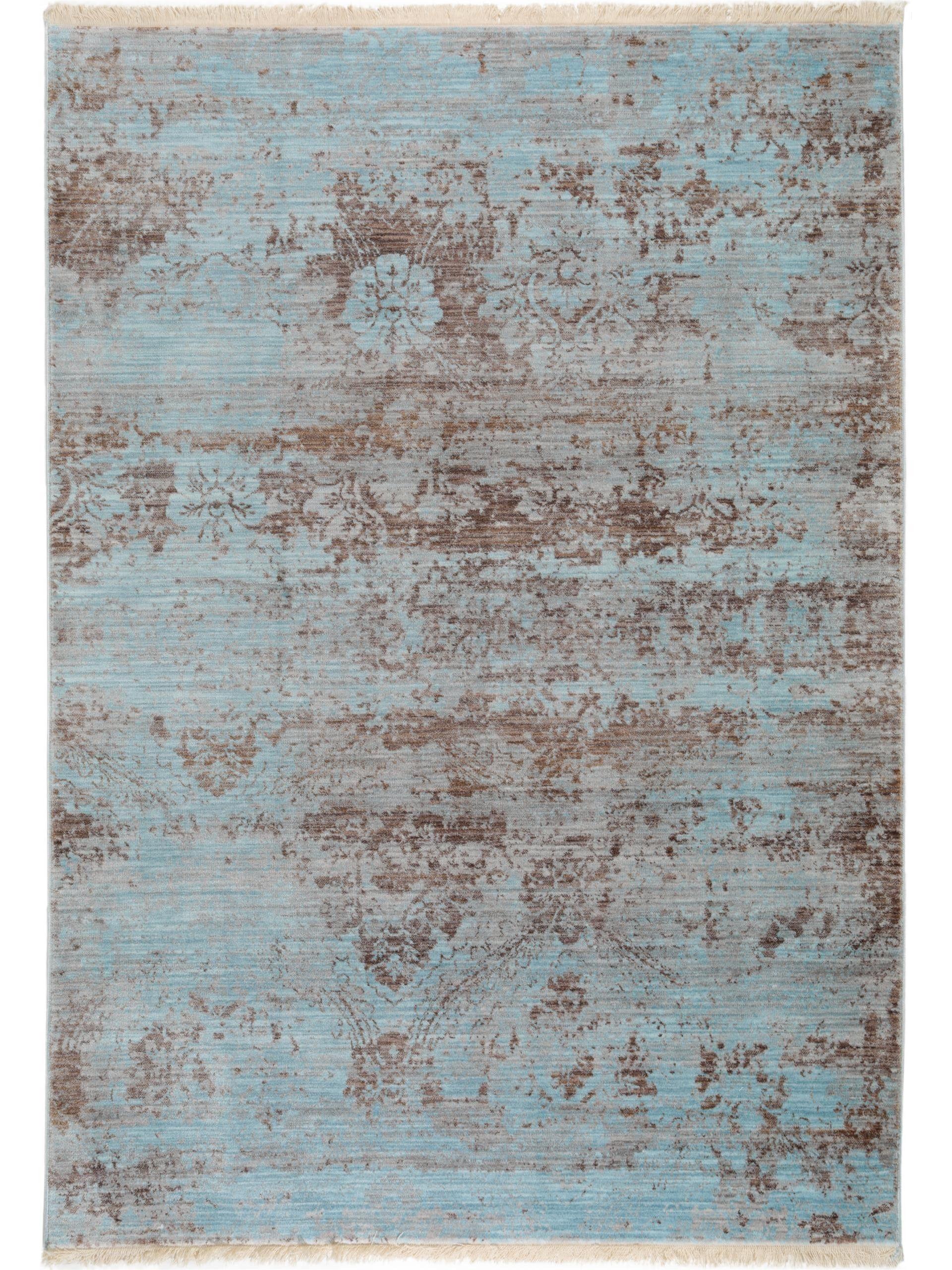 Teppich Vintage Safira Blau