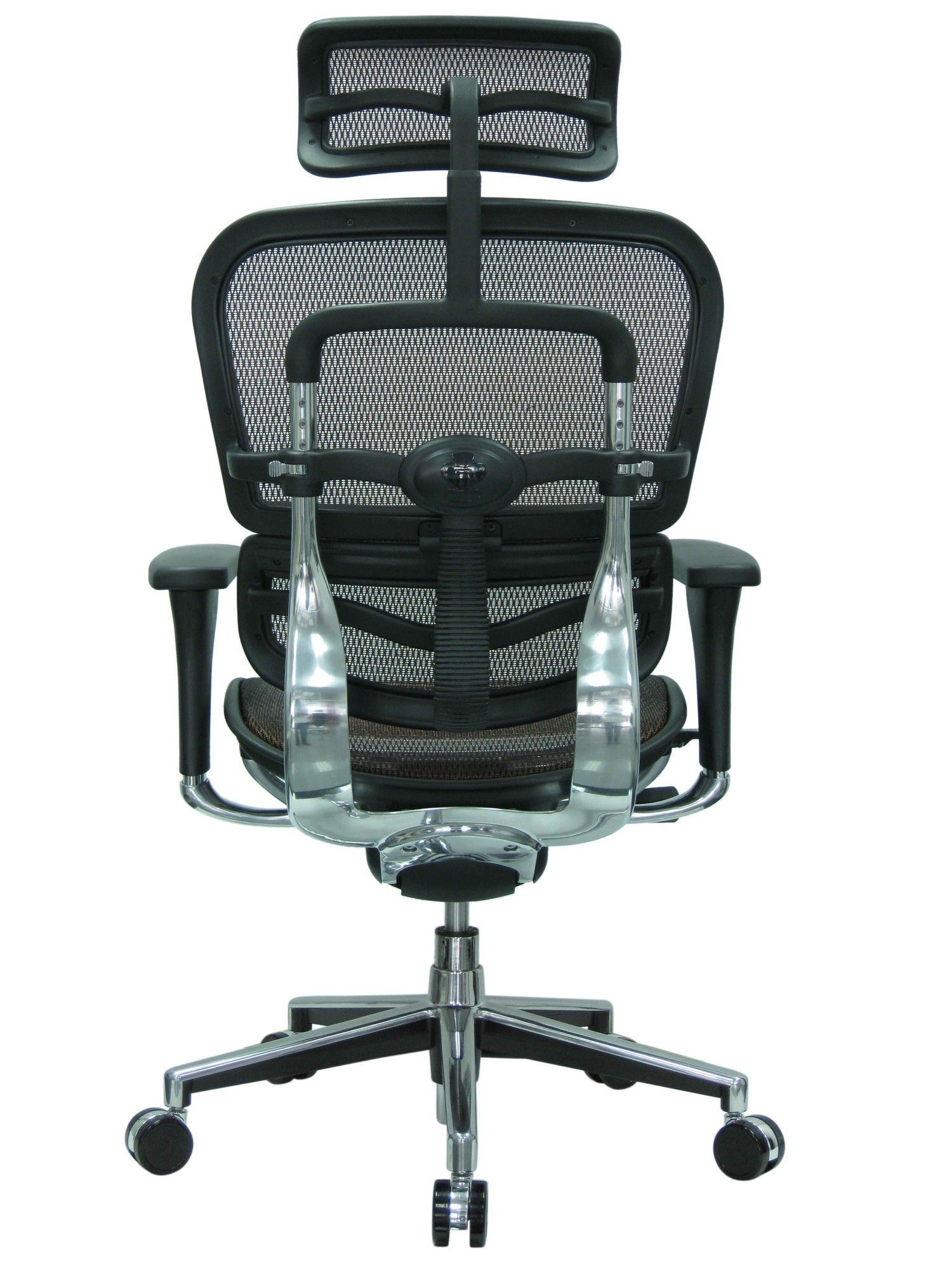 Ergohuman High Back Mesh Managers Chair With Arms