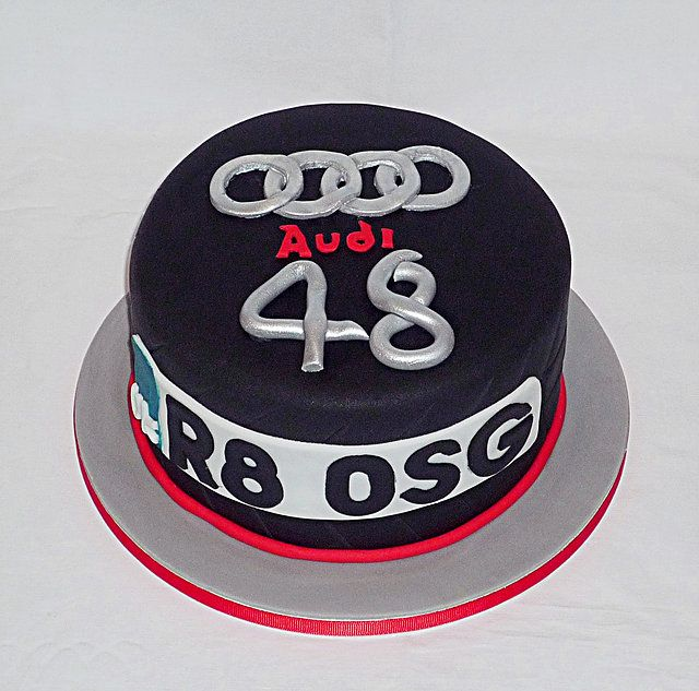 audi number plate birthday cakeevarose cakes | backen | pinterest
