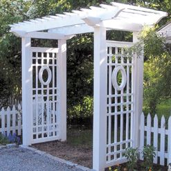 Arbors And Trellises Arbors Trellises And Finials Can