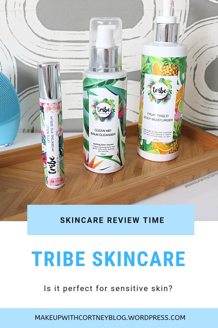 Tribe Skincare Review Sensitive skin, Skin care