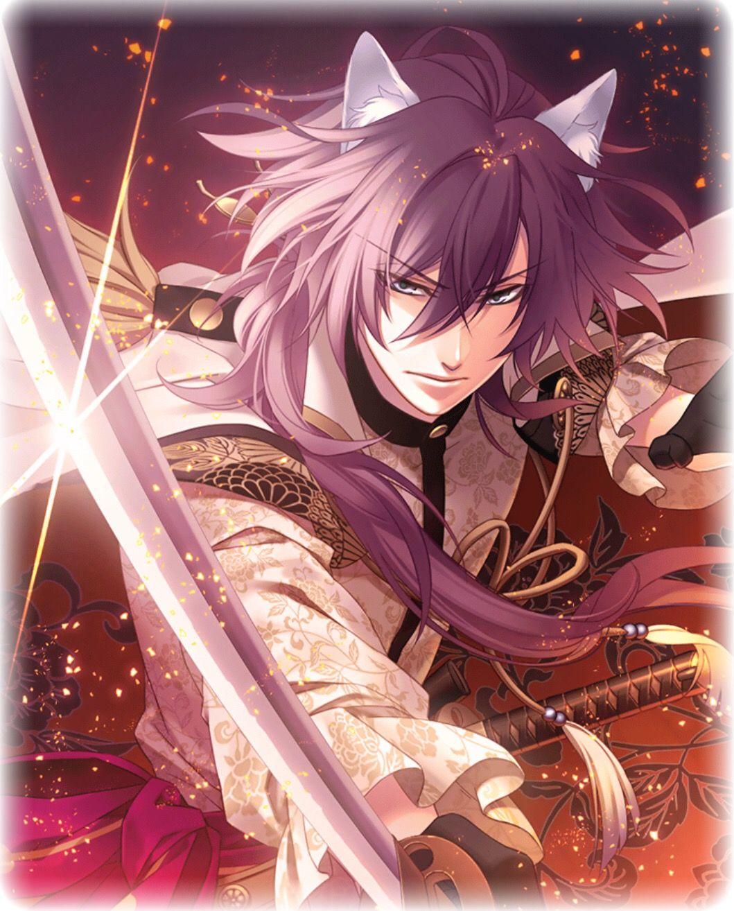 That Fierce Look Cute Anime Guys Hot Anime Boy Anime Wolf