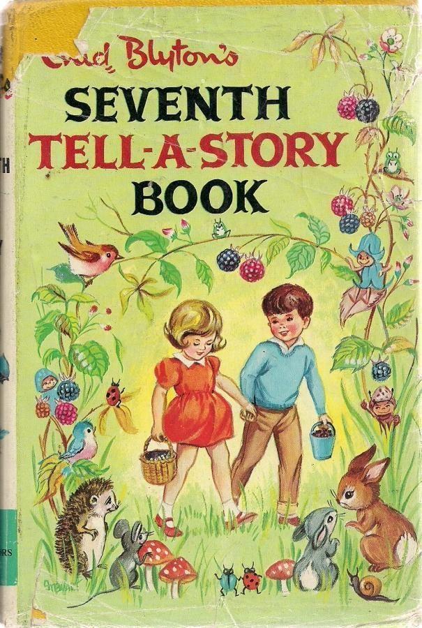 ''Enid Blyton's Seventh Tell-A-Story Book'', cover by Hilda Boswell | eBay | ENID BLYTON | Enid