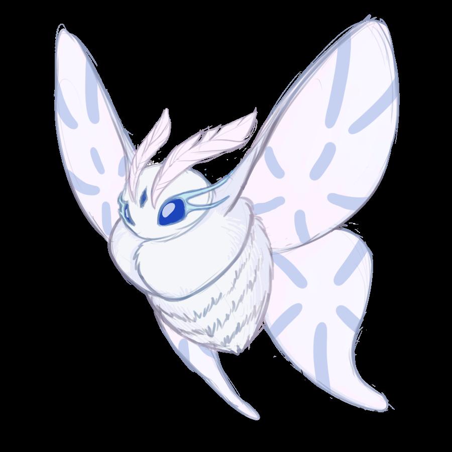 Snom Tumblr Cute Moth Pokemon Pokemon Art