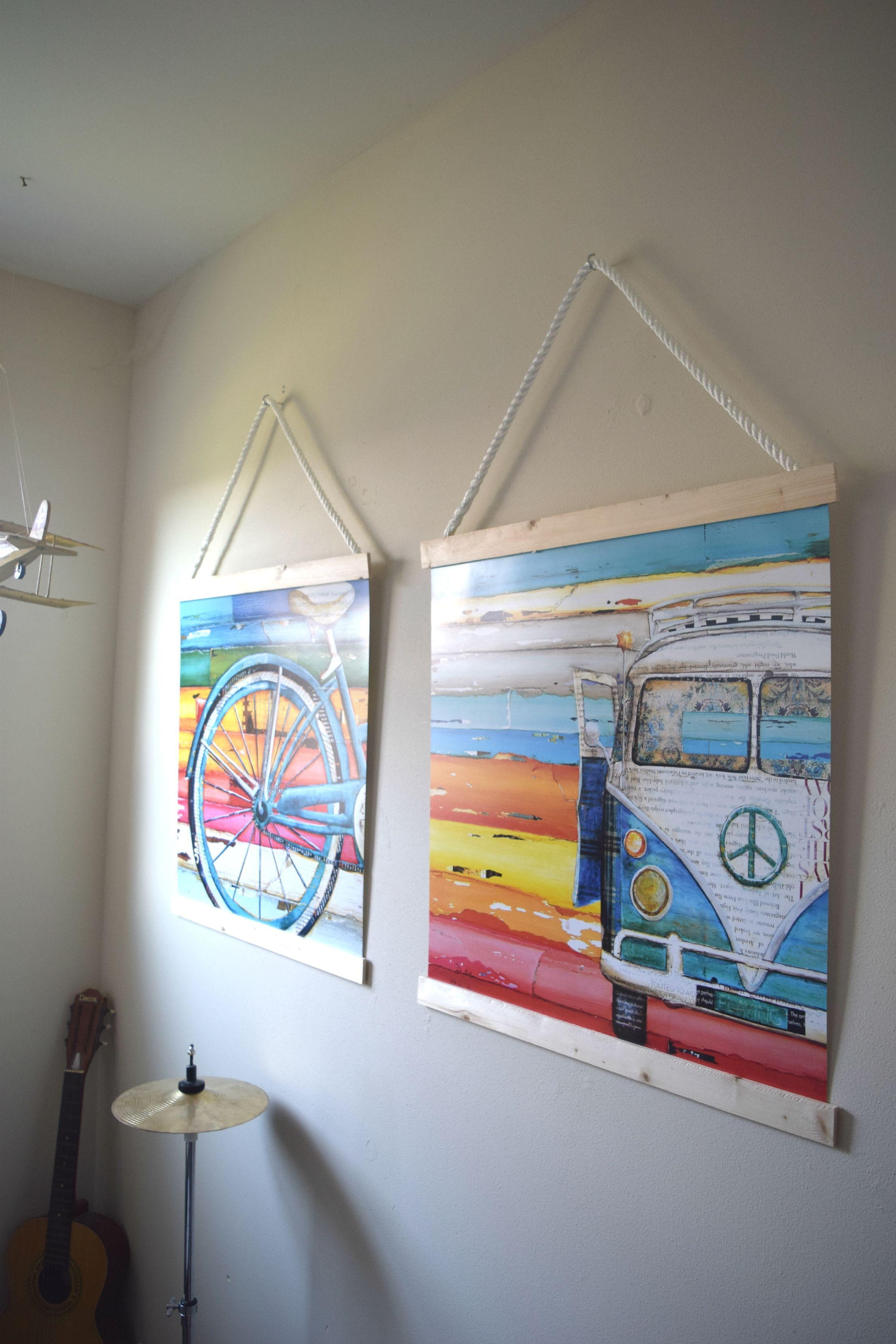 Diy Frame Wall Art