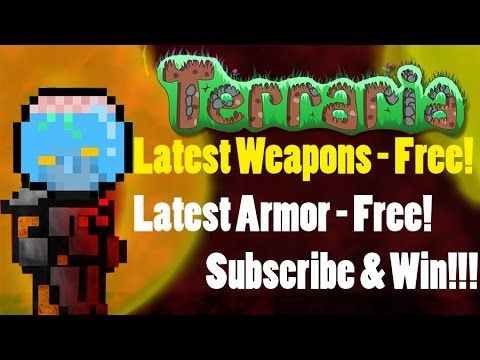 let s play terraria ps3 all items map by dynamite298 and