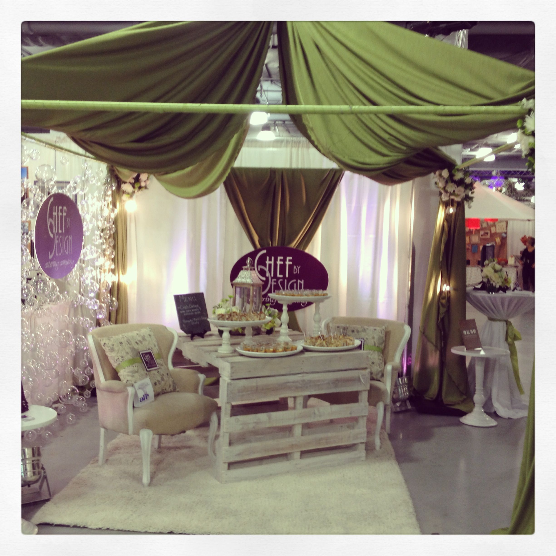 Wedding Fair Ideas: Wedding Show Booth -2013