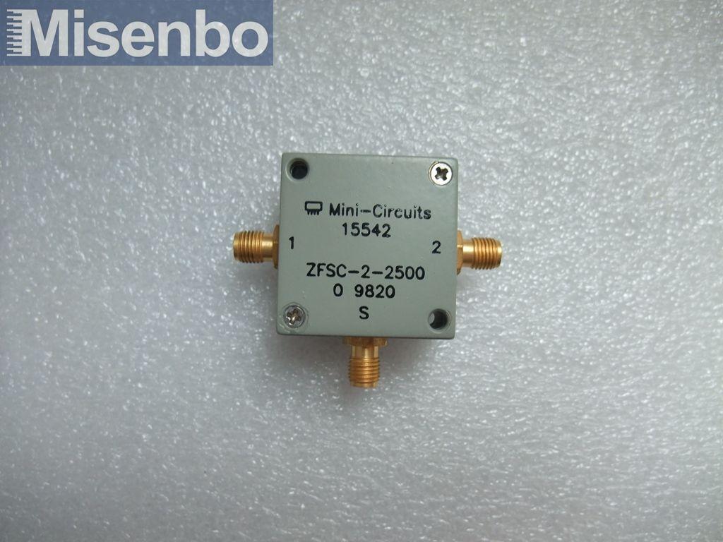 Details about Mini-Circuits 15542 ZFSC-2-2500 Power Splitter