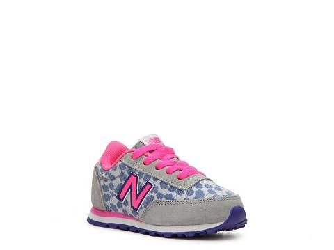 new concept 8c46d eb284 New Balance 501 Girls Toddler Sneaker   DSW