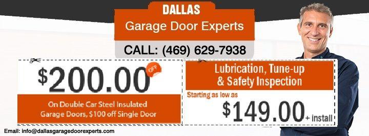 Quality Garage Door Repair Company In Dallas Serve For All Garage