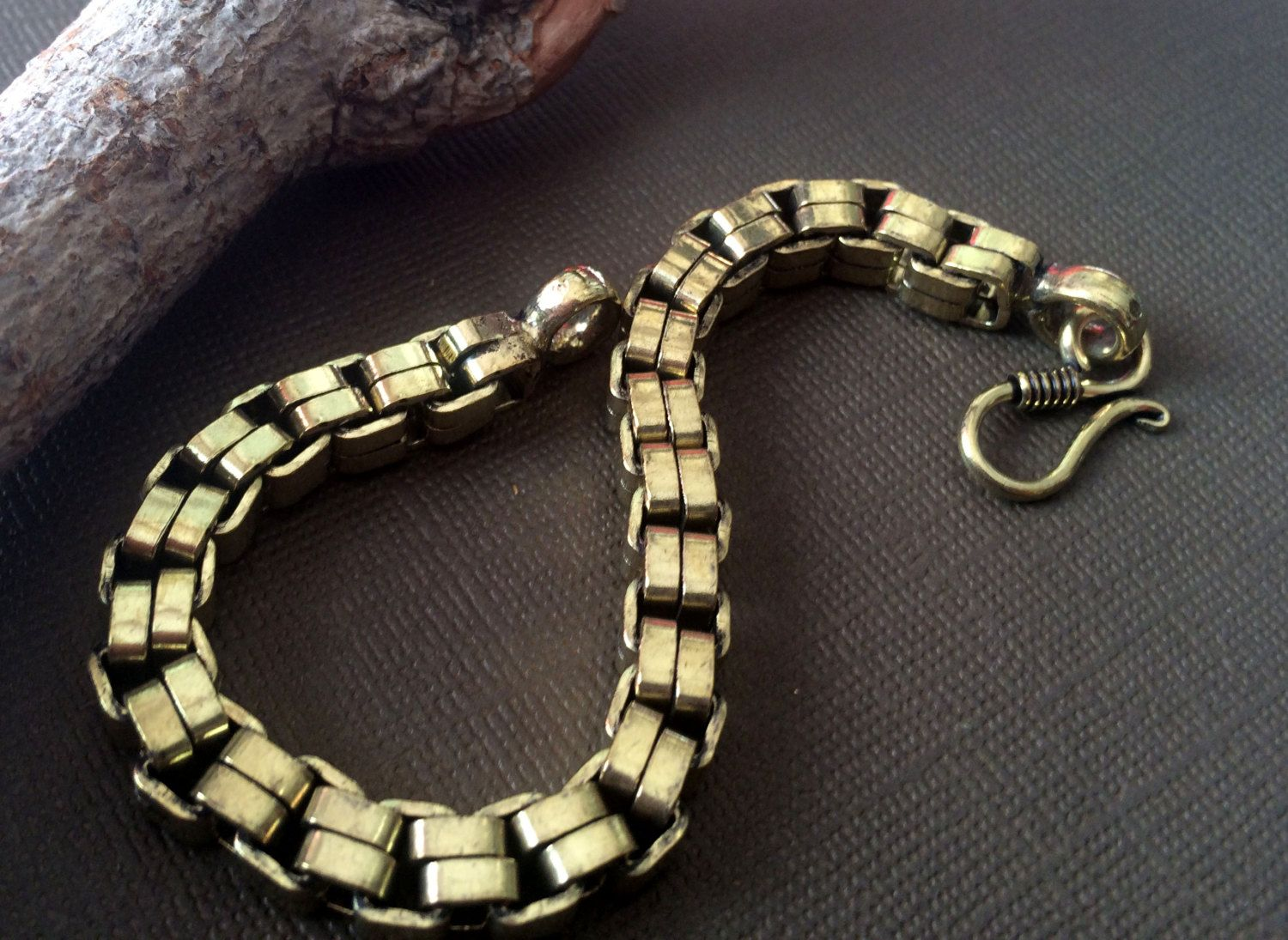Box Chain Bracelet,chain Collection,gold Bracelet,chain Bracelet,men Gold  Jewelry