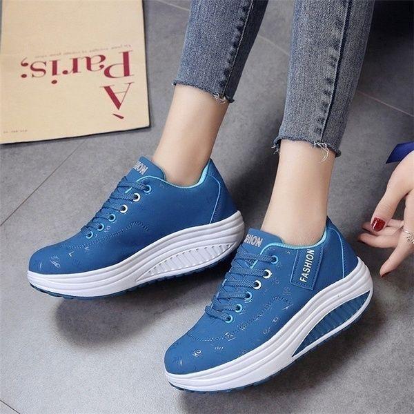 Mens Canvas Shoes Flat Platform Loafers Vulcanize Shoes