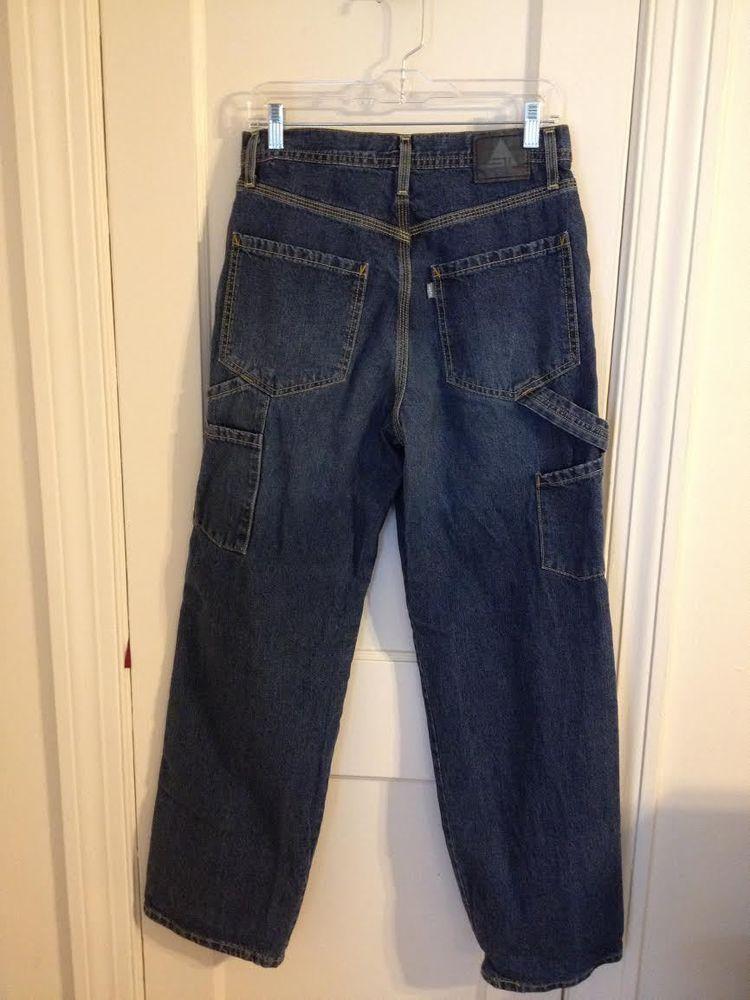 89357821 Mens Distressed Vintage Levis Carpenter Shorts - Levi Strauss - Various  Sizes
