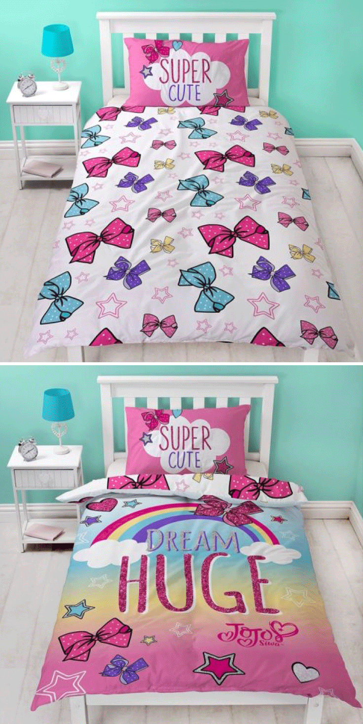 Where To Buy The Jojo Siwa Duvet Cover Uk Melis Room Pinterest