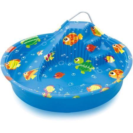 Summer Escapes 6 Wading Pool Blue Walmart Com Summer Escape