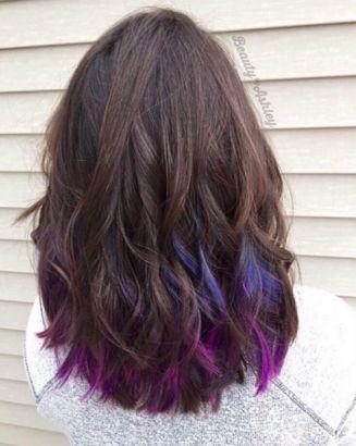27 Ideas Hair Color Ideas For Brunettes Short Dyes Bangs#bangs #brunettes #color #dyes #hair #ideas #short