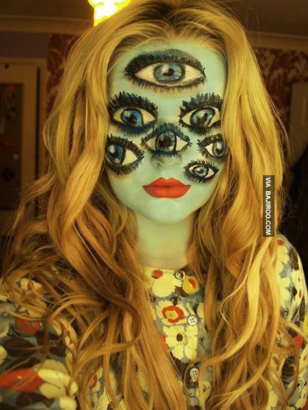 I See You   Scariest halloween costumes, Scary halloween and Scary