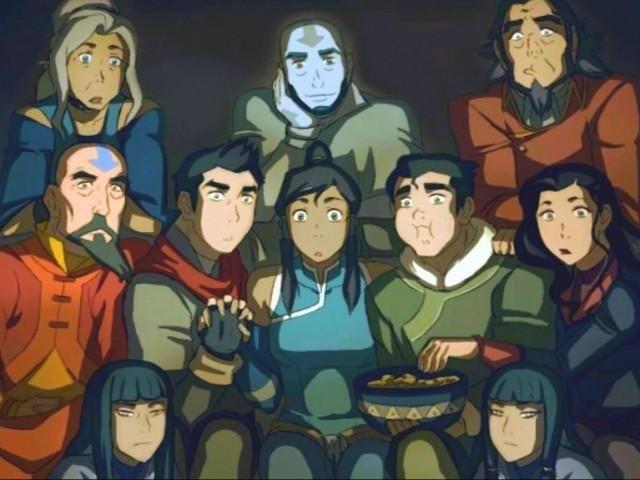 Avatar Le Dernier Maitre De L Air Wallpaper Quel Personnage De La Legende De Korra Etes Vous Korra La Legende De Korra Personnage