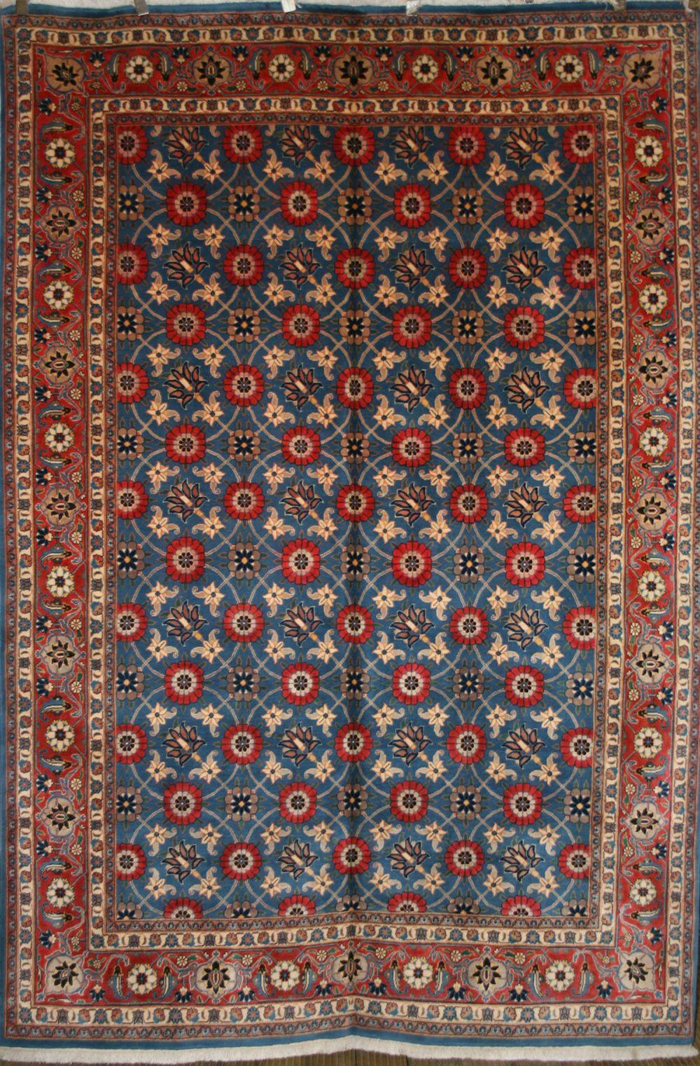 Rug Origin Iran Persian Name Varamin Length 3 00 M 9 10 Width 2 6 7