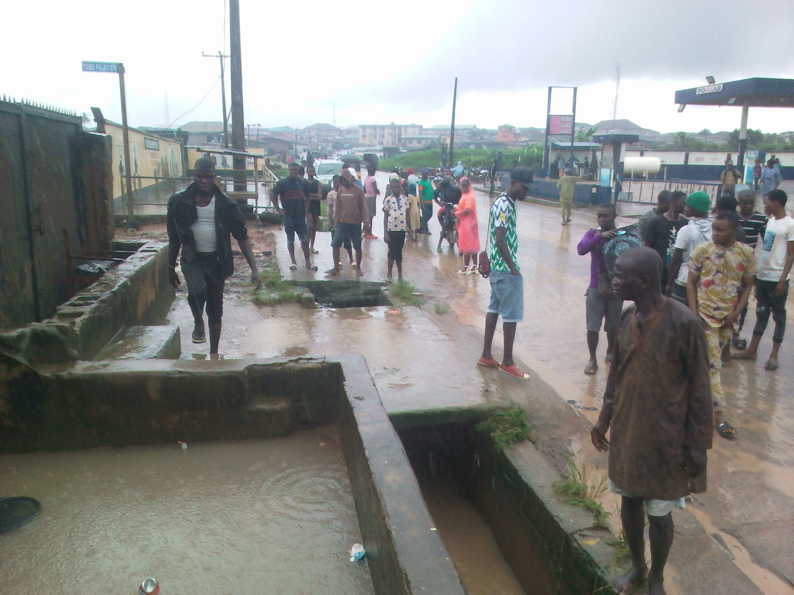 Tragedy Struck Residents Of Aboru And Iyana Ipaja In Alimosho Area