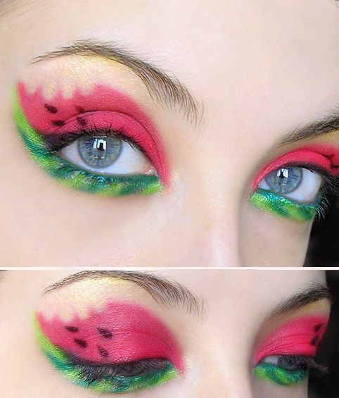 Watermelon; how cool is that?