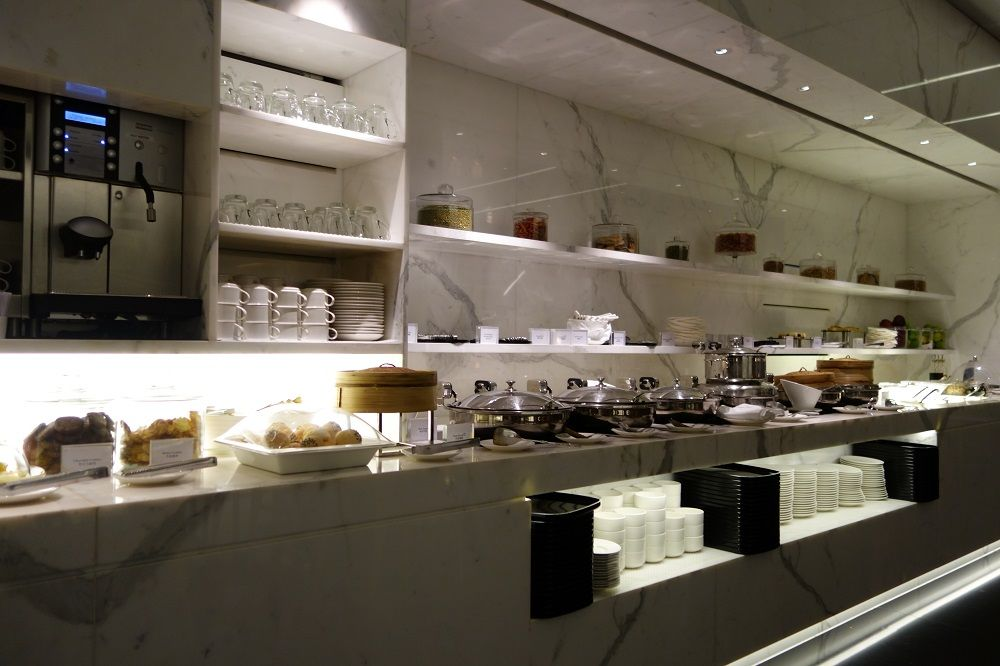 Buffet Counter Cathay Pacific Lounge Hk Google Search