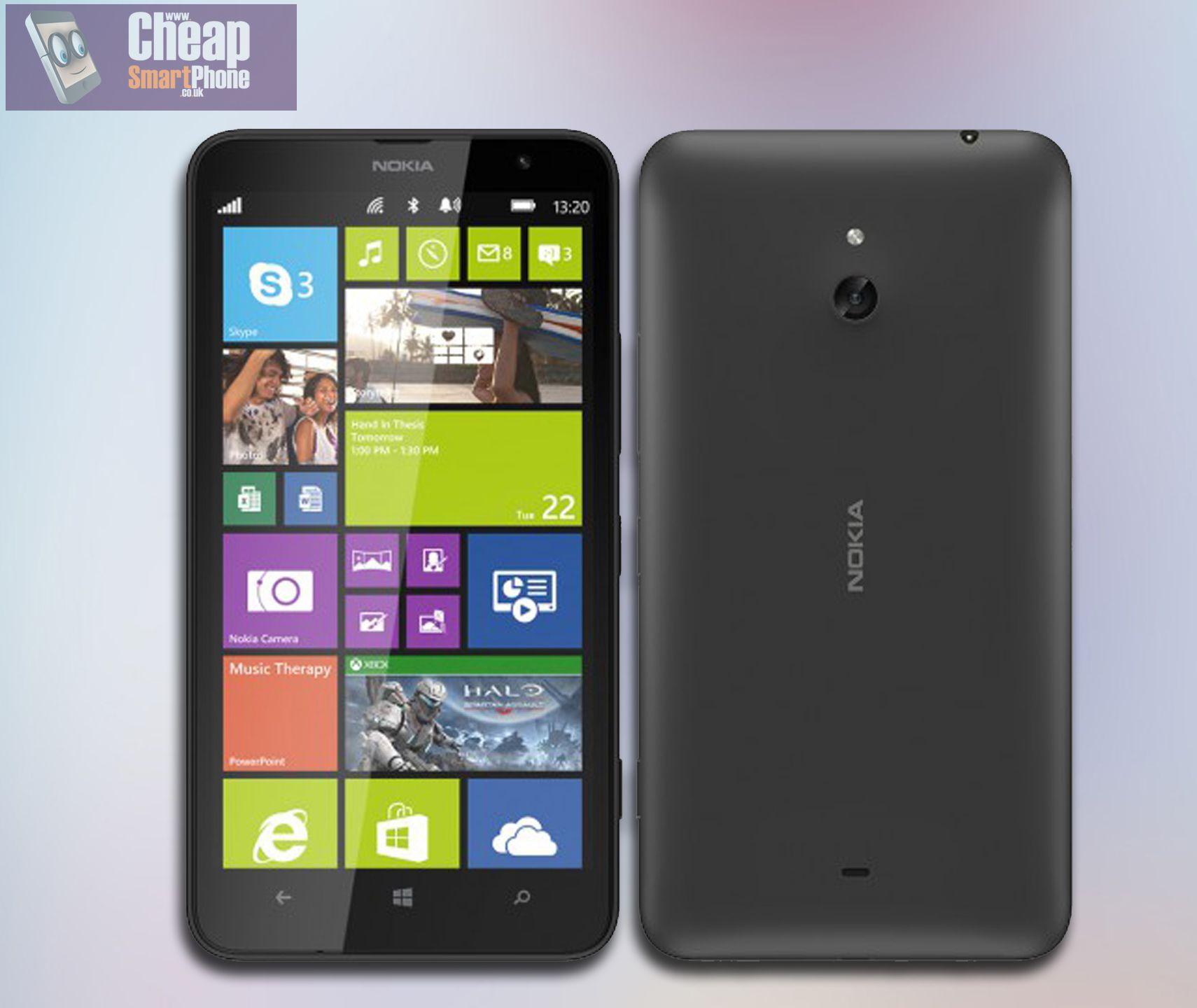 Nokia Lumia 1320 8GB £139 99