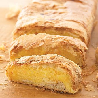 cream strudel | Cream Cheese Strudel