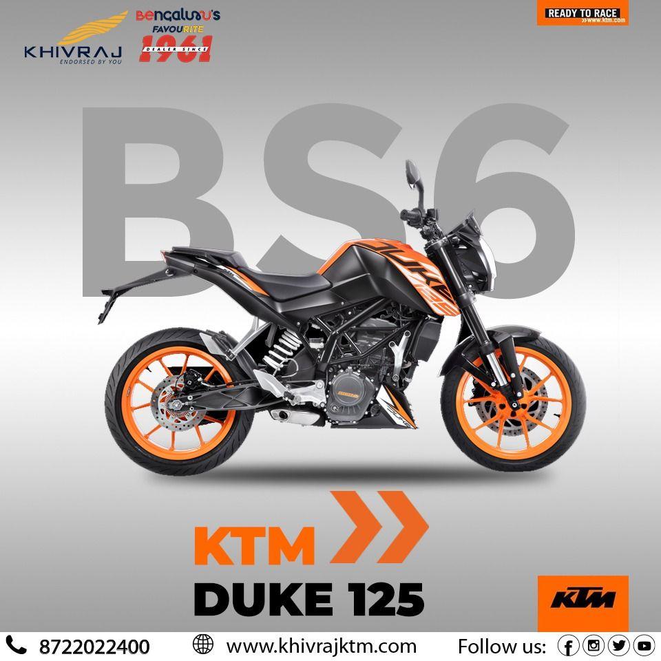 Duke 125 Bs6 Available At Khivraj Ktm Ktm New Ktm Ktm Duke
