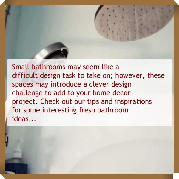 Proven Small Bathroom Decorating Ideas Bathroom Renovation