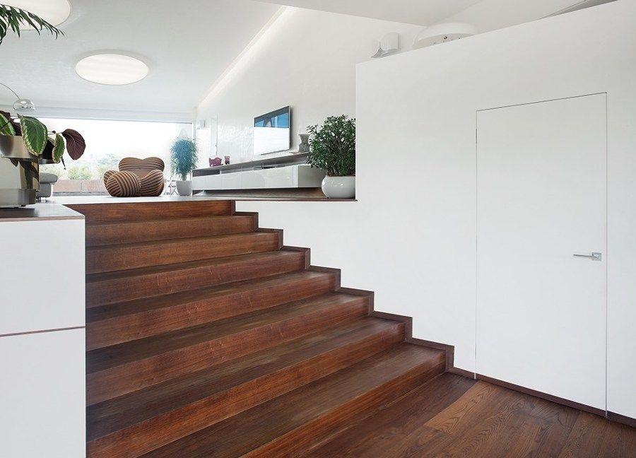 Puertas invisibles: gana espacio engañando a tu ojo / #hogarhabitissimo