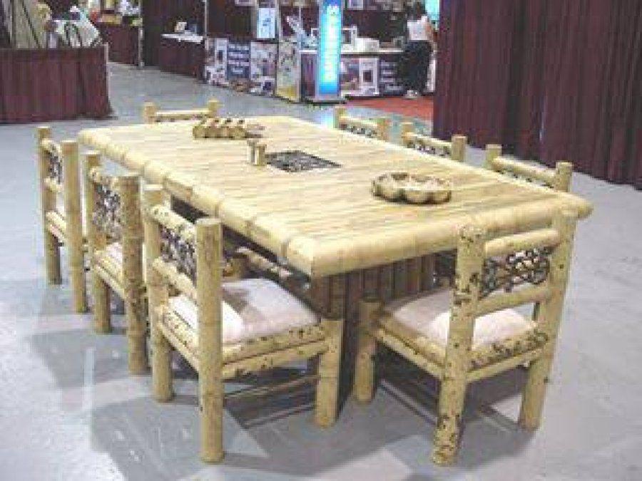 Muebles De Guadua Imagen | Muebles | Pinterest