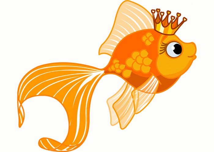 Картинки по запросу иллюстрации к сказке золотая рыбка ...