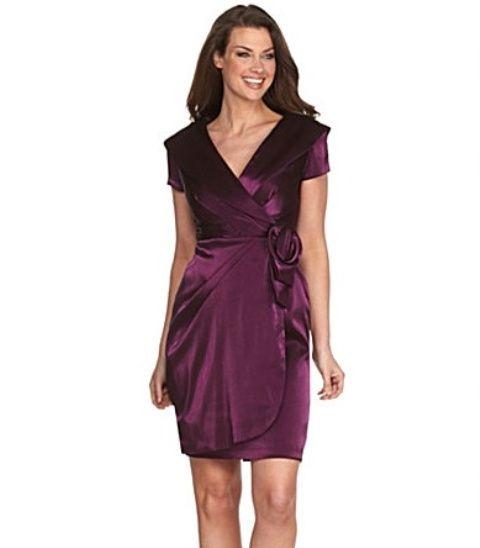 vestidos de coctel cortos para señoras - Buscar con Google | me voy ...